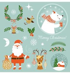 Christmas Clip Art vector