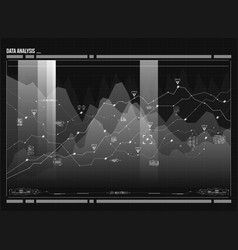 Data analysis visualization visual data vector