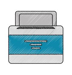 Medical gloves box vector