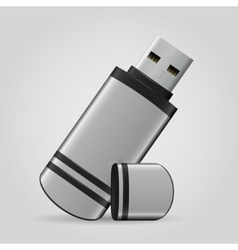 USB stick vector