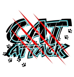Cat attack vector