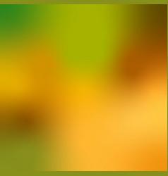 Abstract autumn orange background vector