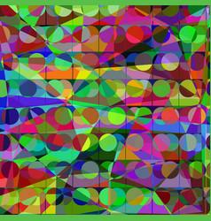 abstract geometri image design pattern vector image