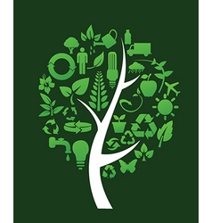 Recycling tree vector