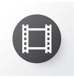 Video icon symbol premium quality isolated film vector