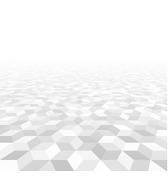 Abstract perspective background from geometric vector