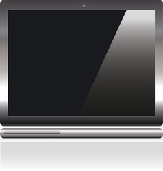 Laptop resize vector image