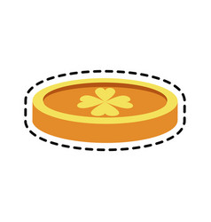 st patricks day icon image vector image