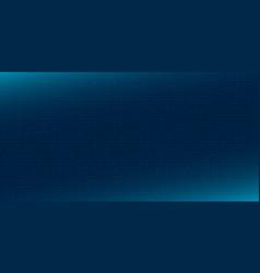 Futuristic blue digital background backdrop vector