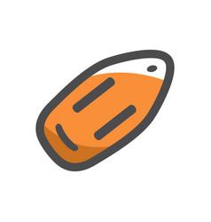 rescue lifeguard buoy icon cartoon vector image