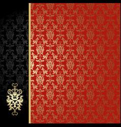 regal background vector image vector image