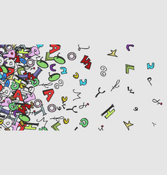 art background vector image vector image
