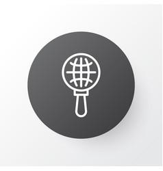 World exploration icon symbol premium quality vector