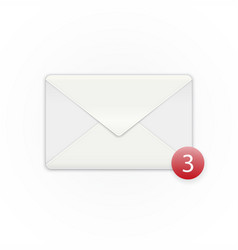 mail envelope vector image