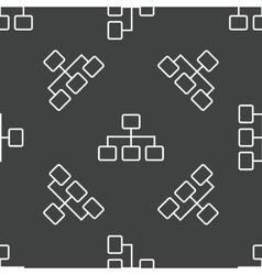 Scheme pattern vector image