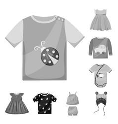 Design cloth and apparel icon vector