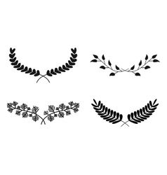 Rustic Graphic Design Royalty Free Vector Image