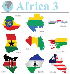 Africa Collection 3 vector