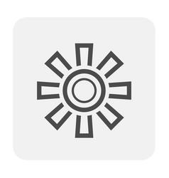 car part icon vector image