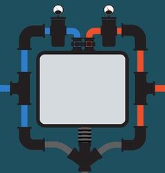 waterboard vector image