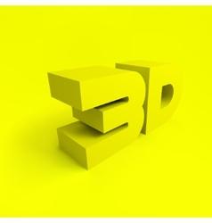 3D background vector