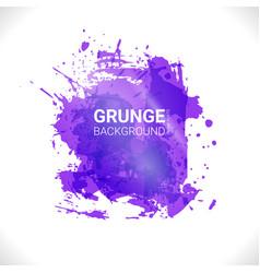 abstract background violet grunge design elements vector image