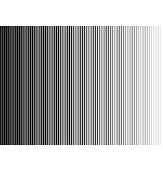 abstract black vertical line pattern design vector image