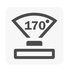 ip camera icon vector image