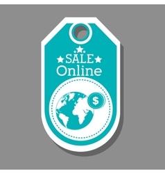 Online store design vector