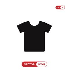 Shirt icon vector