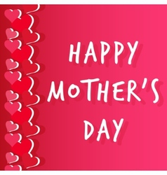 MotherDay vector image vector image