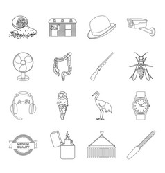 manicure cooking medicine and other web icon in vector image vector image