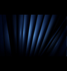 abstract dark blue minimal lines repeating vector image