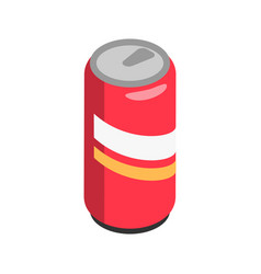 can isometric icon vector image