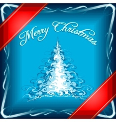 Chrismas gift vector image