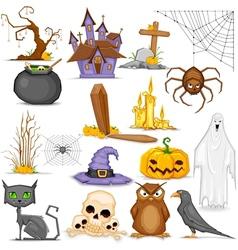 Halloween Element vector image