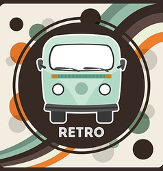 retro device vector image