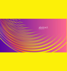 Modern abstract background with colored vector