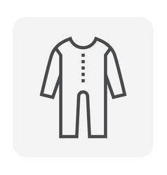 safety cloth icon vector image