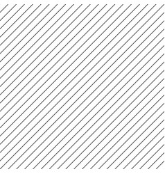 diagonal thin lines seamless pattern vector image