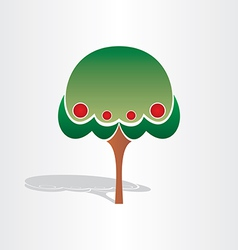 Family tree symbol design vector