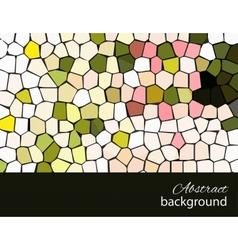 Mosaic background 2 vector image