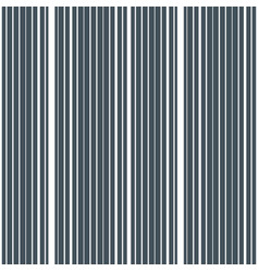 vertical stripes seamless pattern vector image