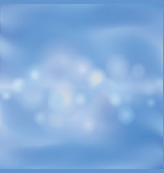 Abstract blur air background blue sky wallaper vector