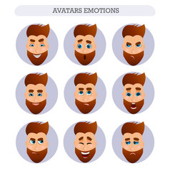 emotion vector image