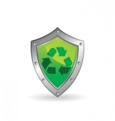 Recycle simbol vector