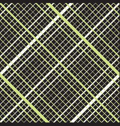 Intersecting diagonal lines and stripes seamless vector