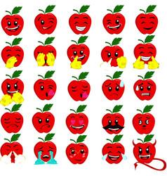 Appel emoji vector