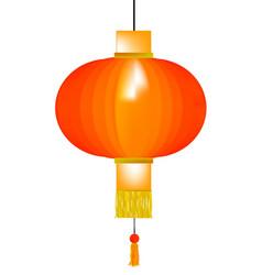 Chinese paper lantern vector