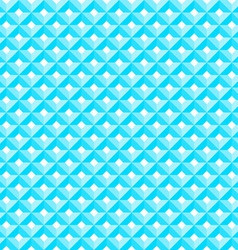 Blue Diamond Pattern vector image